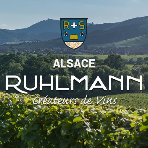 Ruhlmann - Vins Alsace